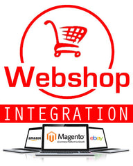 Web Shop Integration - Link Your EPOS System to our eCommerce Website - Fully Integrated Stock Control Solution