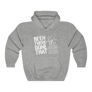"""Going Back"" Pullover Hoodie - Backhouse Music"