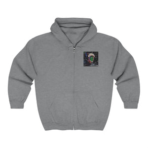 """Offline"" Zip Up Hoodie (+ Digital Download)"