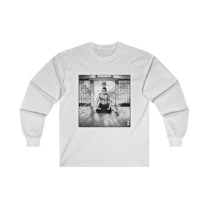 """Book of Wind"" Long Sleeve Tee (+ Digital Download) - Backhouse Music"