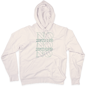 """No Returns"" Pullover Hoodie"