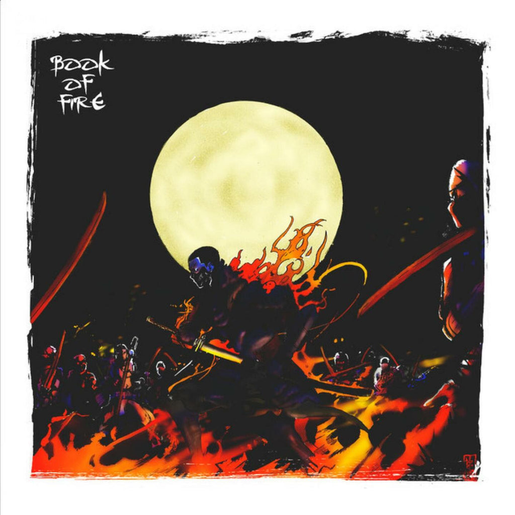 Book of Fire - Backhouse Music