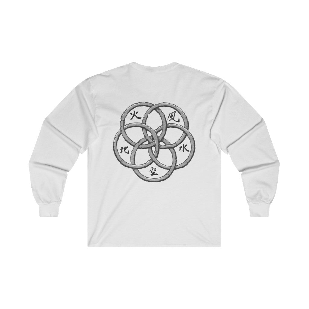 """Book of Earth"" Long Sleeve Tee (+ Digital Download) - Backhouse Merch & More"