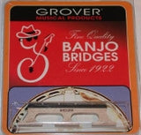 Grover Minstrel Banjo Bridge
