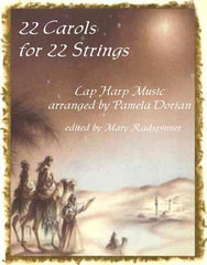 22 Carols for 22 Strings