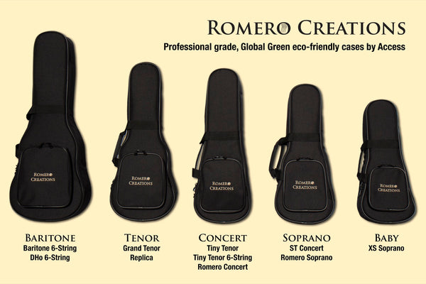 Romero Creation Soft-shell Case