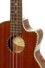 Classic Mahogany Tenor Cut-away