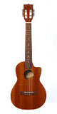 Classic Mahogany Tenor Cut-away with Slotted Headstock