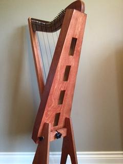 Bytown N26 Harp - Light Cherry
