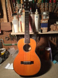 Red Cedar Tenor - Scratch & Dent ~~SOLD~~