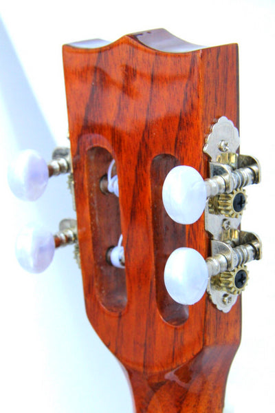 Mahogany Concert with Slotted Headstock