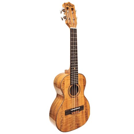 Leho Arch Back Tenor Ukulele, Solid Mango Top - Gently Used