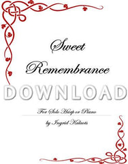 """Sweet Rememberance"" and ""My Litte Prelude"" - Digital Download"