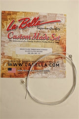 Timber Bass Strings, LaBella