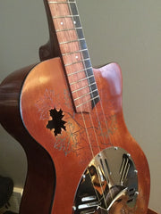 """The Canadian"" Baritone Resonator"