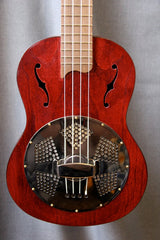 Resonator Tenor Ukulele
