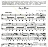 Gypsy Dance by George Bizet