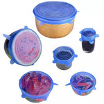 Silicone Fit Lid (12 pieces)