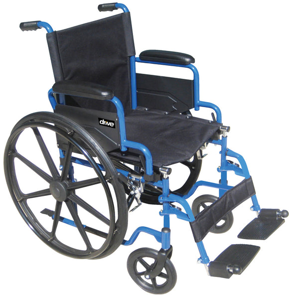 Blue Streak Wheelchair
