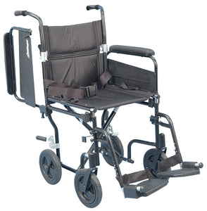 Airgo Comfort-Plus Lightweight Transport Chair