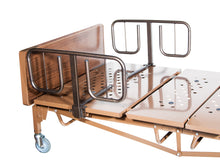 Load image into Gallery viewer, Full Electric Heavy Duty Bariatric Hospital Bed, with Mattress and 1 Set of T Rails