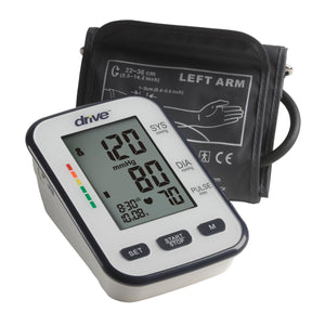 Automatic Deluxe Blood Pressure Monitor, Upper Arm