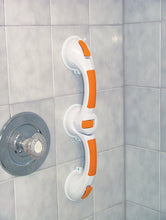Load image into Gallery viewer, Adjustable Angle Rotating Suction Cup Grab Bar