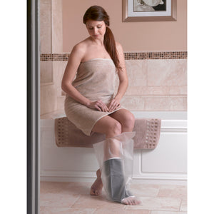 Waterproof Cast Protector, Leg Cast