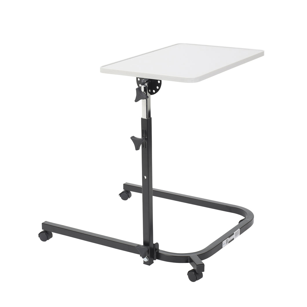 Pivot and Tilt Adjustable Overbed Table
