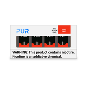 PUR Pods Fruit Flavor (4 Pack)