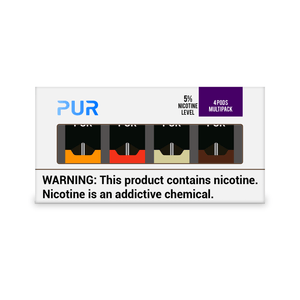 PUR Pods Multipack Flavors (4 Pack)