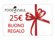 Load image into Gallery viewer, Buono regalo foodmysoul - foodmysoul