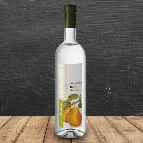 Grappa di pere williams 0,7 lt