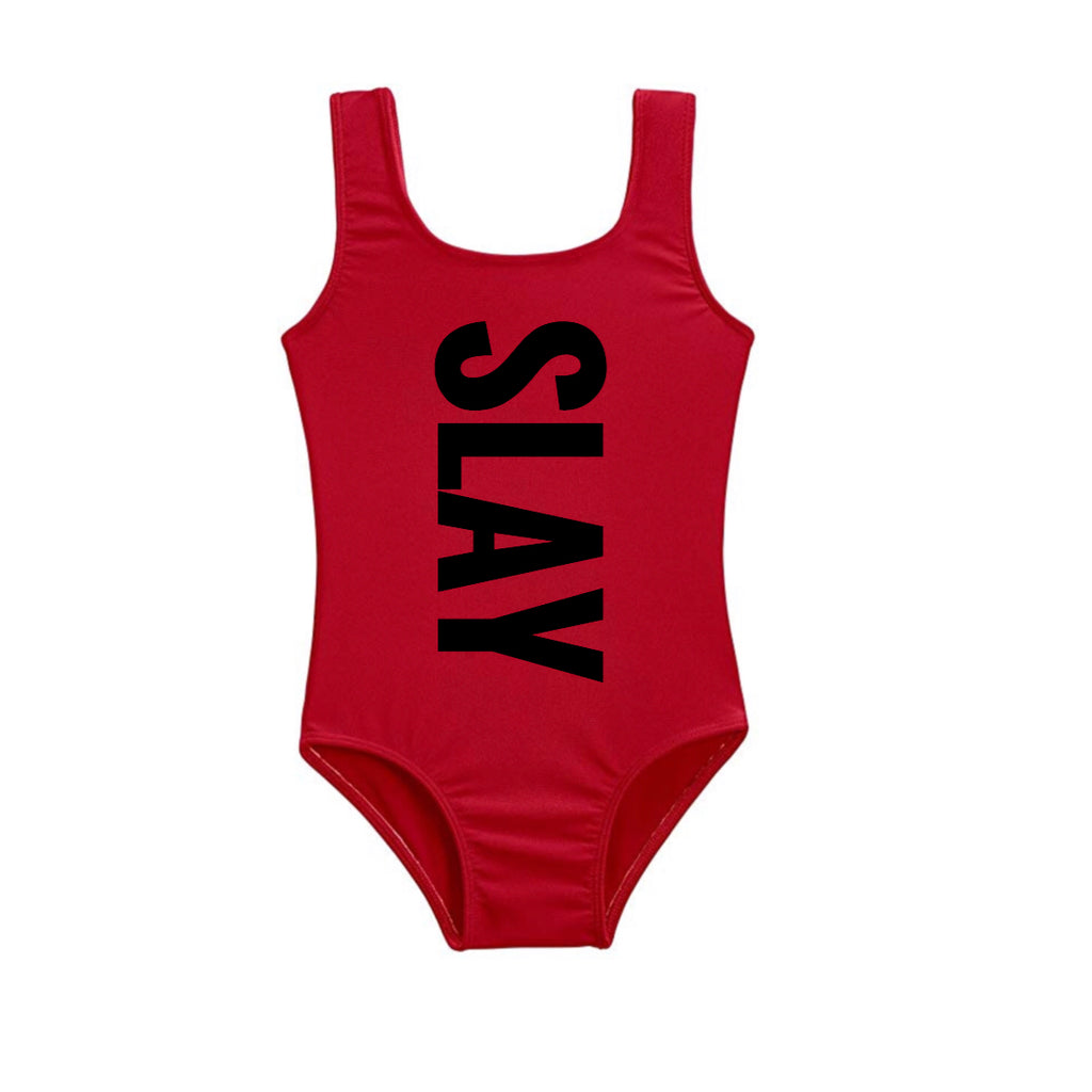 **ISSA MUST HAVE**  Custom Swim SLAY  (Infants - Girls)
