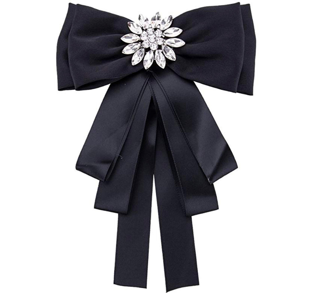 **ISSA MUST HAVE** Holiday Luxury Bowtie Booach (For Girls - Adults)