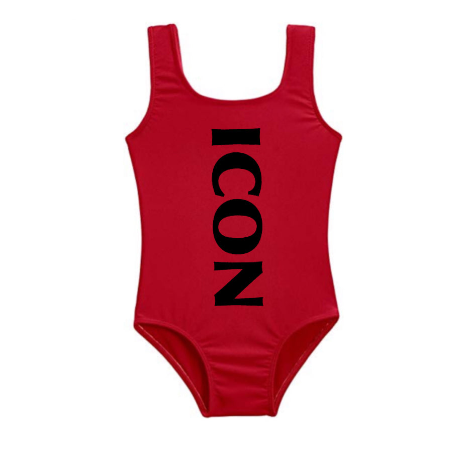 **ISSA SUMMER MUST HAVE**  Custom Swim Love ICON (Infants - Girls)
