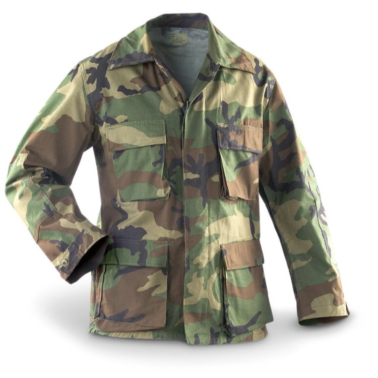 **ISSA MUST HAVE** Army Of One Button Down (for mini - Adults)