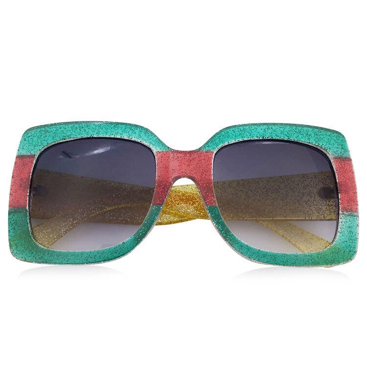 **ISSA MUST HAVE ** Color Block SLAY mini Frames (For Toddlers)
