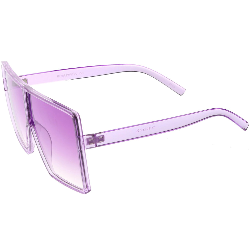 **ISSA MUST HAVE** NEW LEVELS Oversized Square Frames (Toddlers - Teens)