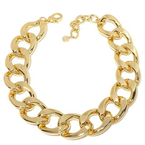 Chunky Curb Link Bracelet (For Toddlers - Teens)