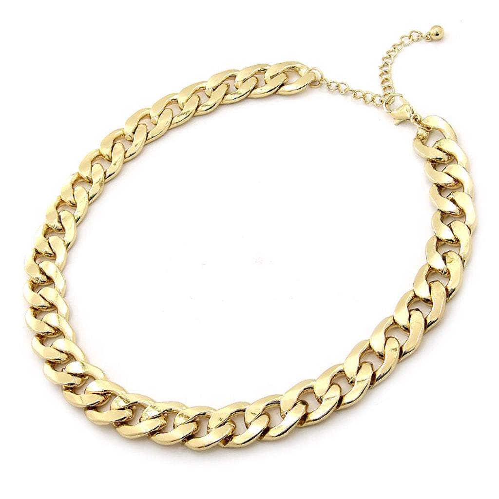 **NEW ARRIVAL** Gold Link Chain (Toddlers - Teens)