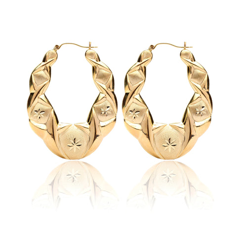 XO - Hoops (For Mommy & mini)