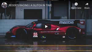 Fruit Roll-Ups and a Mazda Motorsport's Norma M30 to Save the Space Time Continuum? Check Out Nikko Reger's Sebring Recap!