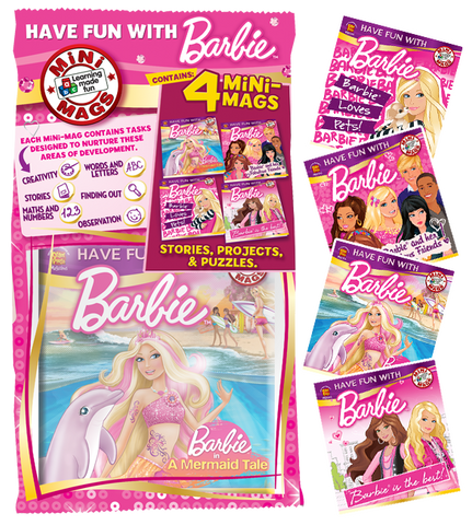 Barbie MiNi-Mags Series 1