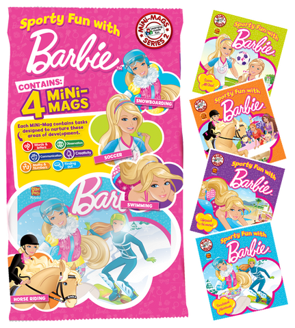 Barbie MiNi Mags Series 2