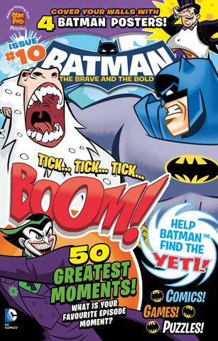 Batman: The Brave and The Bold Issue #10