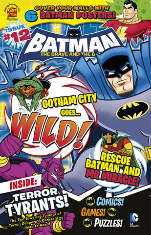 Batman: The Brave and The Bold Issue #12