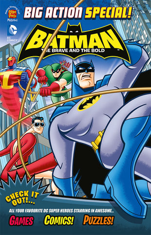 Batman: The Brave and The Bold Issue #11