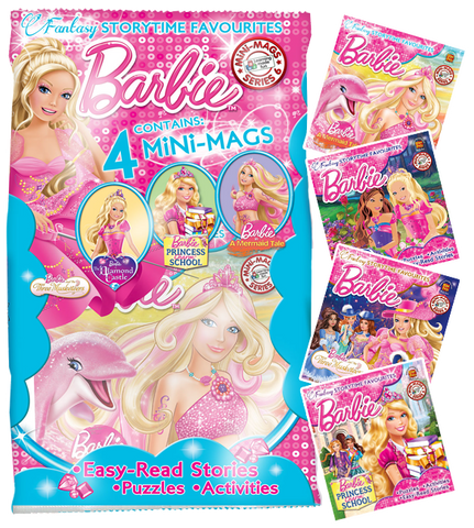 Barbie MiNi Mags Series 6