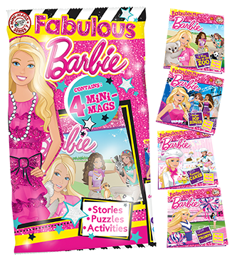 Barbie MiNi Mags Series 7